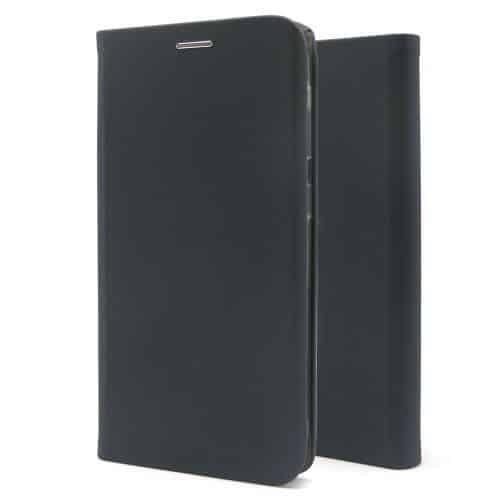 Θήκη Flip Book inos Apple iPhone 12/ 12 Pro Curved S-Folio Μπλε