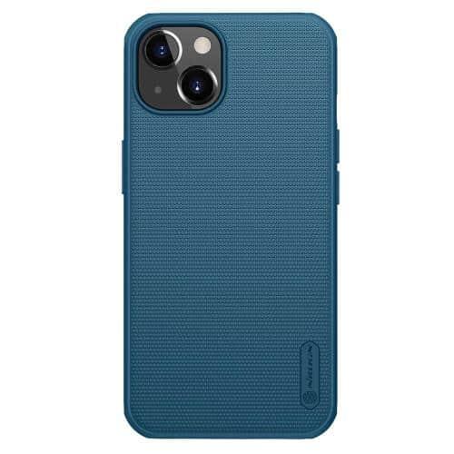 Θήκη Soft TPU & PC Nillkin Super Frosted Shield Pro Apple iPhone 13 Μπλε