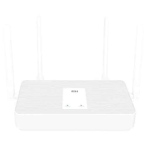 Xiaomi Mi WiFi Router AX1800 RA67 Gigabit Version Dual Band WiFi 6 Qualcomm 5-Core White