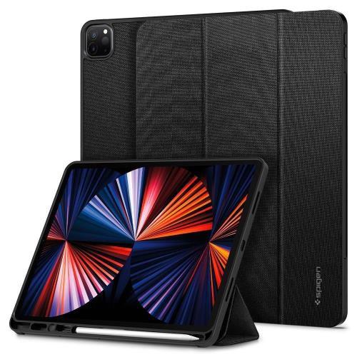 Θήκη Soft TPU Spigen Urban Fit Apple iPad Pro 12.9 (2021) Μαύρο
