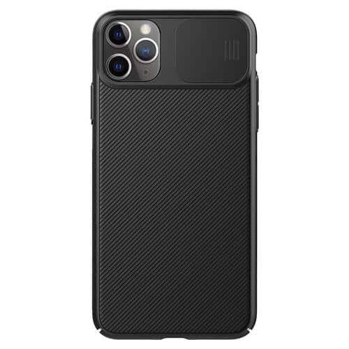 Soft TPU & PC Back Cover Case Nillkin Camshield Apple iPhone 11 Pro Black