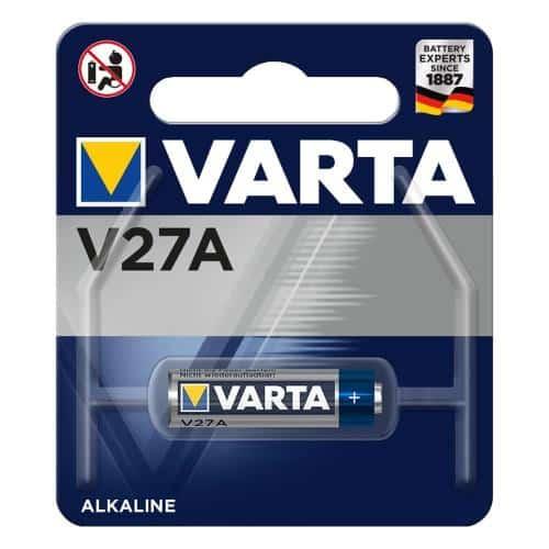 Μπαταρία Alkaline Varta V27A LR27A 12V (1 τεμ.)
