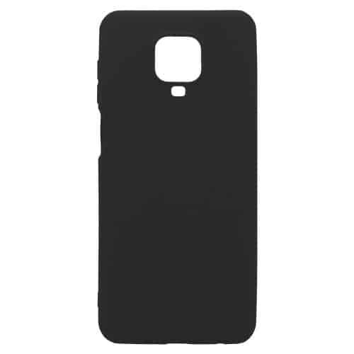 Soft TPU inos Xiaomi Redmi Note 9S S-Cover Black