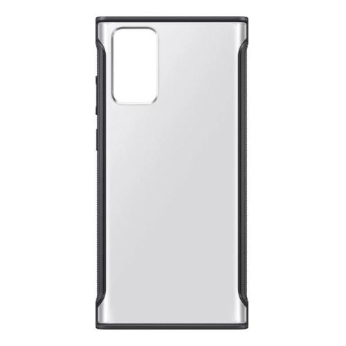 Protective Cover Samsung EF-GN980CBEG N980F Galaxy Note 20 Clear-Βlack