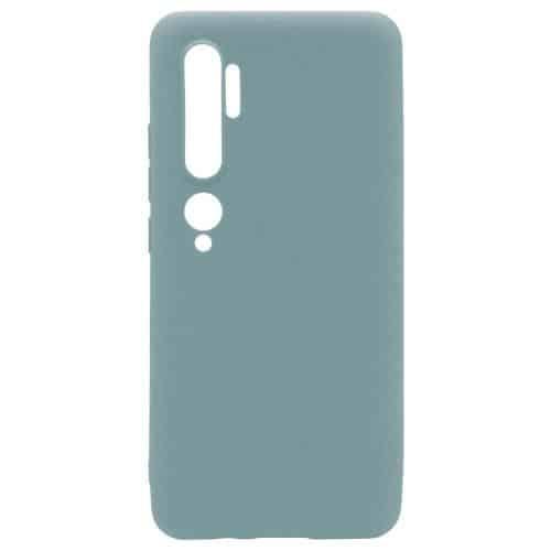 Soft TPU inos Xiaomi Mi Note 10/ Mi Note 10 Pro S-Cover Petrol