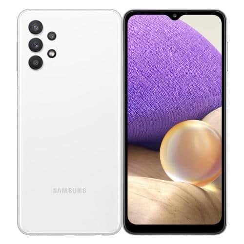 Κινητό Τηλέφωνο Samsung A326B Galaxy A32 5G (Dual SIM) 128GB 4GB RAM Λευκό