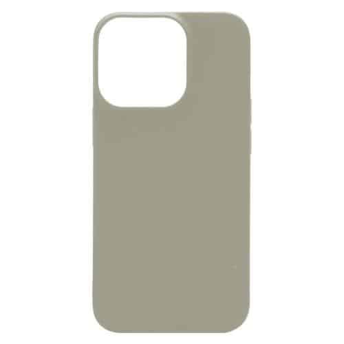 Θήκη Soft TPU inos Apple iPhone 13 Pro S-Cover Γκρι