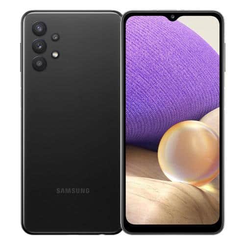 Κινητό Τηλέφωνο Samsung A326B Galaxy A32 5G (Dual SIM) 128GB 4GB RAM Μαύρο