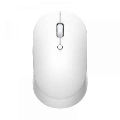Wireless Mouse Xiaomi Mi Dual Silent Edition WXSMSBMW02 White