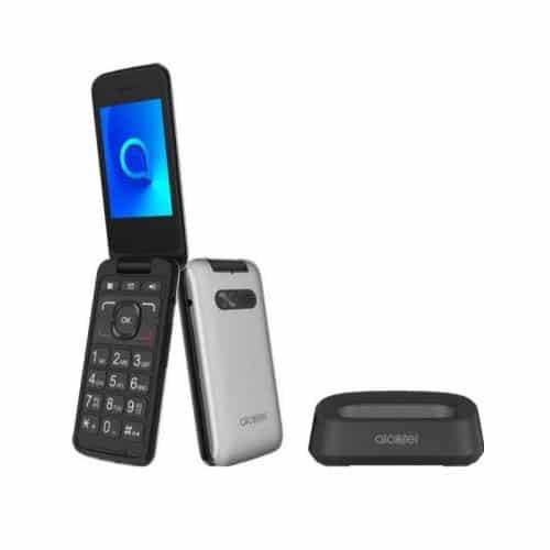 Κινητό Τηλέφωνο Alcatel 3026X Ασημί