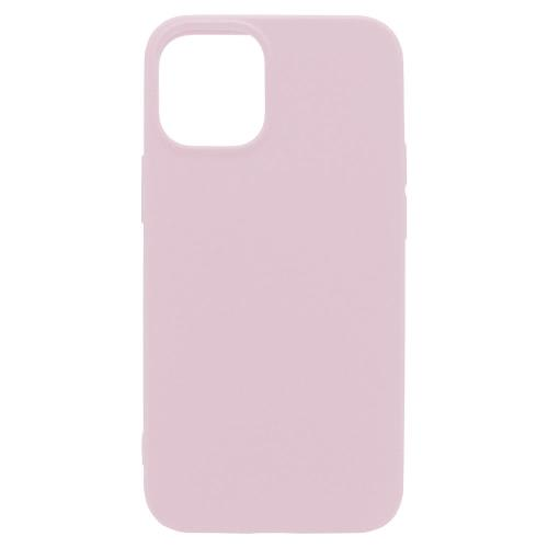 Soft TPU inos Apple iPhone 12 mini S-Cover Dusty Rose