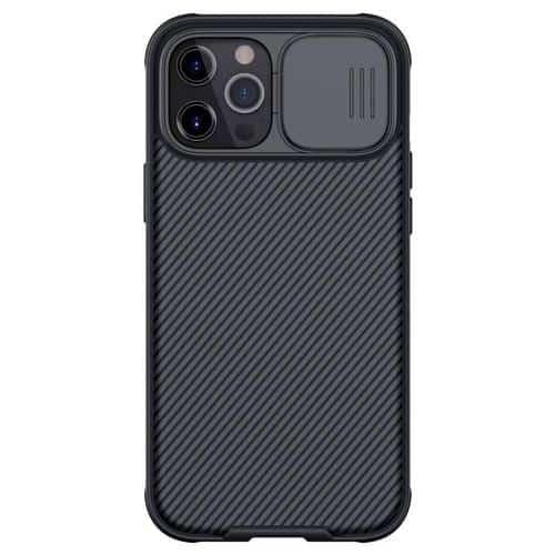 Θήκη Soft TPU & PC Nillkin Camshield Pro Durable Apple iPhone 12 mini Μαύρο
