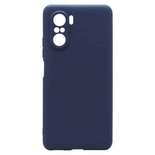 Soft TPU inos Xiaomi Poco F3/ Mi 11i S-Cover Blue