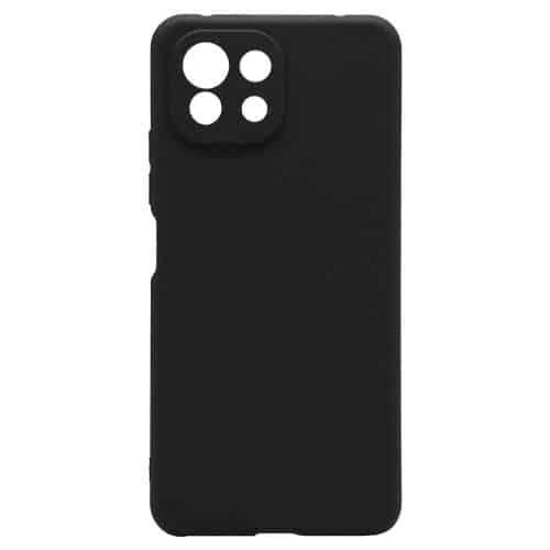 Soft TPU inos Xiaomi Mi 11 Lite/ Mi 11 Lite 5G S-Cover Black