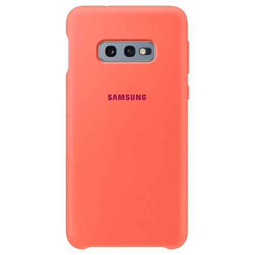 Silicon Cover Samsung EF-PG970THEG G970F Galaxy S10e Coral Pink