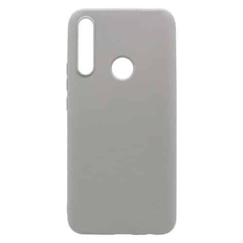 Soft TPU inos Huawei P Smart Z S-Cover Grey