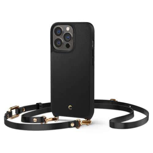 Θήκη Soft TPU & PC Spigen Cyrill Classic Charm Apple iPhone 13 Pro Μαύρο