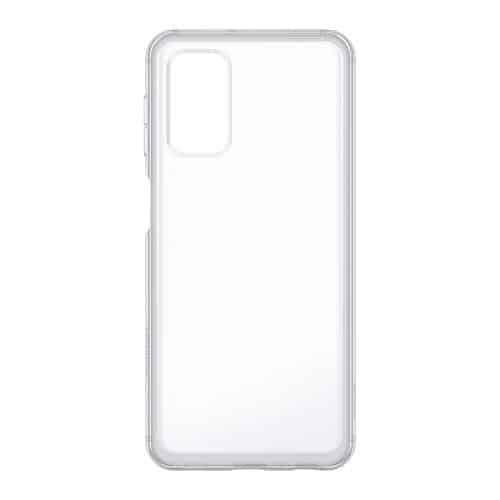 Soft Clear Cover Samsung EF-QA326TTEG A326B Galaxy A32 5G Clear