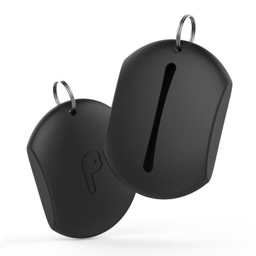 Silicon Pouch AhaStyle PT41 Apple Earpods Black