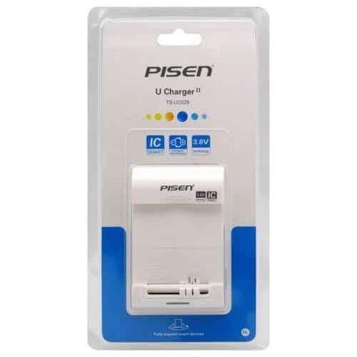 Universal Αυτόματος Φορτιστής Μπαταριών με Έξοδο USB 1.0A