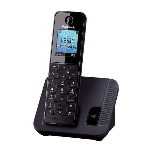 Dect Panasonic KX-TGH210 Black