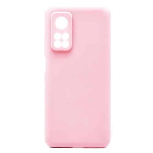 Soft TPU inos Xiaomi Mi 10T 5G/ Mi 10T Pro 5G S-Cover Dusty Rose