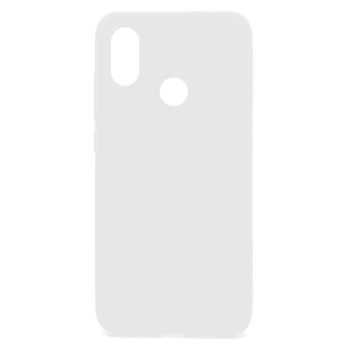 Soft TPU inos Xiaomi Redmi Note 5 S-Cover Frost