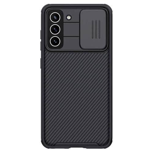 Θήκη Soft TPU & PC Nillkin Camshield Pro Samsung G990B Galaxy S21 FE 5G Μαύρο