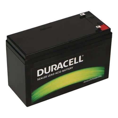 SLA Battery Duracell DR7-12 12V 84W 7000mAh (1 pc)
