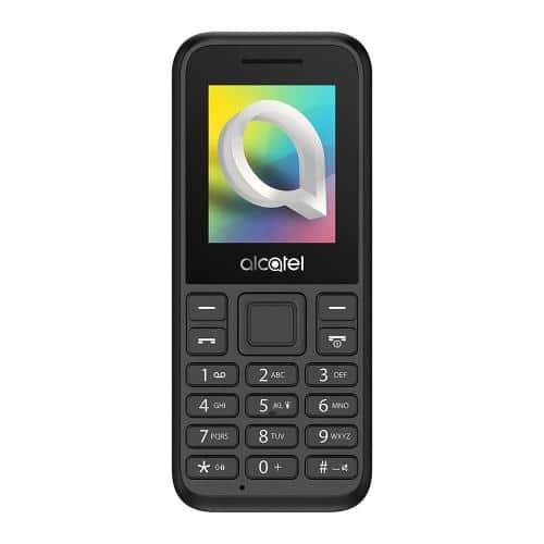 Mobile Phone Alcatel 1066D (Dual SIM) Black