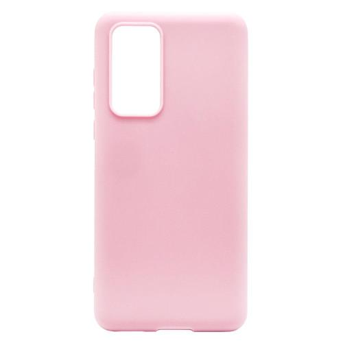 Soft TPU inos Huawei P40 S-Cover Dusty Rose