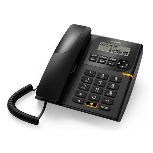 Land Line Phone Alcatel Temporis 58 Black