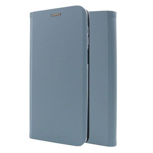 Flip Book Case inos Xiaomi Redmi 9T Curved S-Folio Pastel Blue