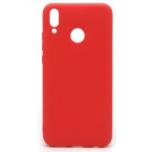 Soft TPU inos Honor 8X S-Cover Red