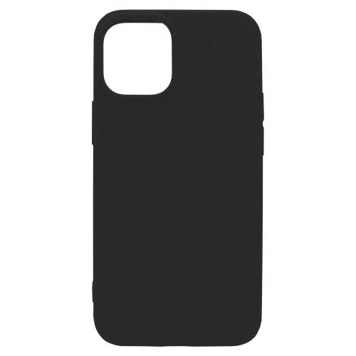Soft TPU inos Apple iPhone 12 Pro Max S-Cover Black