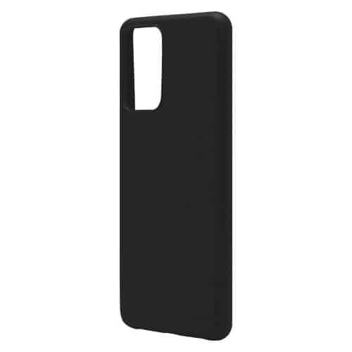 Liquid Silicon inos Samsung A525F Galaxy A52/ A526B Galaxy A52 5G/ A528B Galaxy A52s 5G L-Cover Matte Black