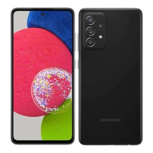 Κινητό Τηλέφωνο Samsung A528B Galaxy A52s 5G (Dual SIM) 128GB 6GB RAM Μαύρο