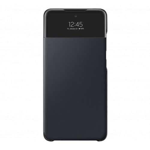 Flip S-View Case Samsung EF-EA525PBEG A525F Galaxy A52/ A526B Galaxy A52 5G Black