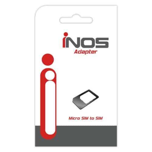 Αντάπτορας inos Micro SIM σε SIM