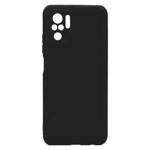 Soft TPU inos Xiaomi Redmi Note 10 S-Cover Black