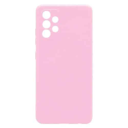 Soft TPU inos Samsung A325F Galaxy A32 4G S-Cover Pink