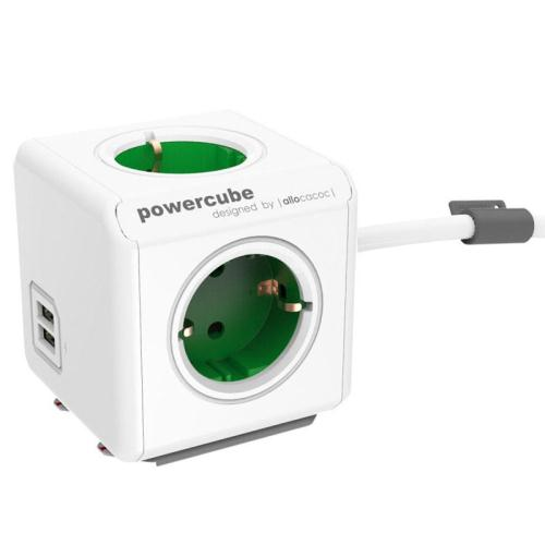 Allocacoc PowerCube Extended 4AC
