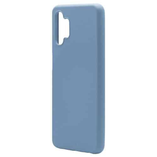 Liquid Silicon inos Samsung A326B Galaxy A32 5G L-Cover Blueberry