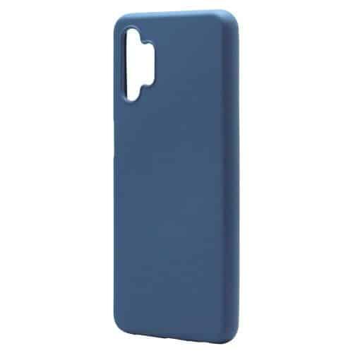 Liquid Silicon inos Samsung A326B Galaxy A32 5G L-Cover Blue Raf