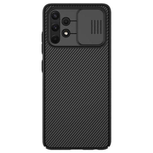 Θήκη Soft TPU & PC Nillkin Camshield Samsung A325F Galaxy A32 4G Μαύρο