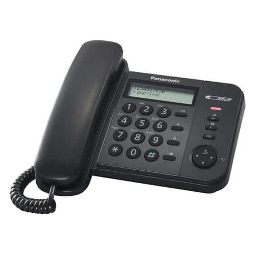 Land Line Panasonic KX-TS560EX Black