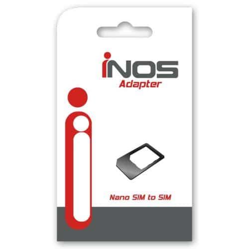 Nano SIM to SIM inos Adapter