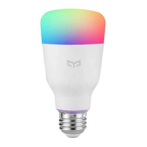 Smart Λάμπα Yeelight YLDP005 W3 E27 LED 8W Ρυθμιζόμενο Πολύχρωμο
