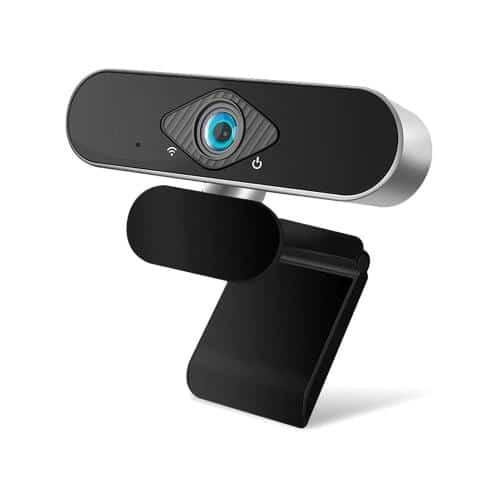 Webcam Xiaovv USB FHD 6320S 1080p Silver