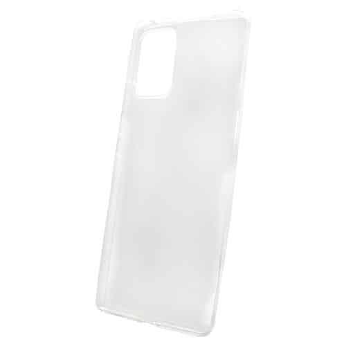 TPU inos Samsung G770F Galaxy S10 Lite Ultra Slim 0.3mm Clear